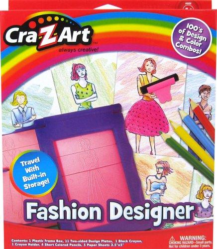 Cra-Z-Art Fashion Designer (12420) ()