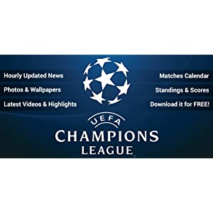 Champions League News: Amazon ca: Appstore for Android