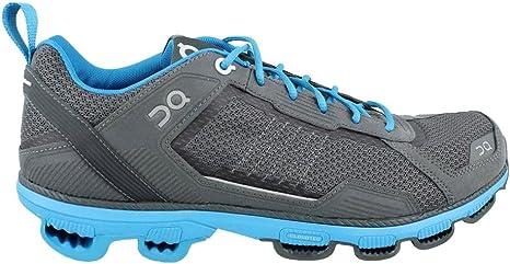 ON - Cloudrunner - Zapatillas para Correr - Gris - Hombre: Amazon.es: Deportes y aire libre
