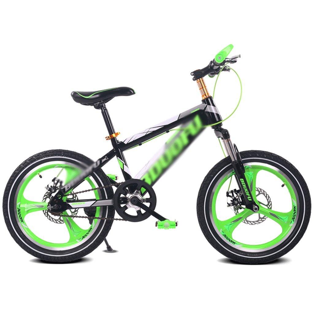 自転車 子供のマウンテンバイク6/8/10/12歳の男性と女性 (サイズ さいず : 16 inch) B07DPPFFGM 16 inch 16 inch