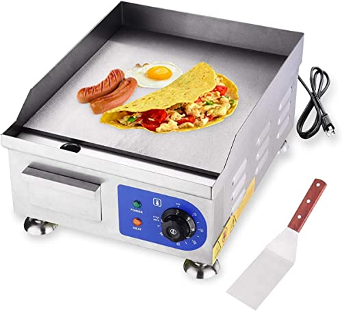"Koval 15"" Food Electric Griddle"