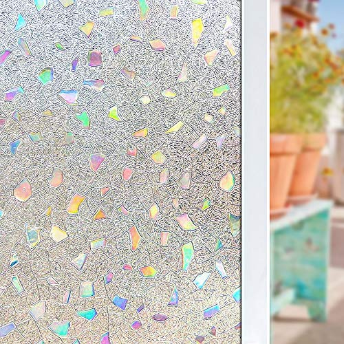 frosted glass window decal - 9