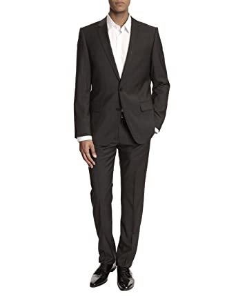 Amazon.com: Hugo By Hugo Boss Slim Fit, estirar traje de ...