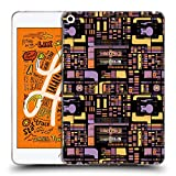 Official Star Trek LCARS Patterns TNG Soft Gel Case Compatible for iPad Mini (2019)