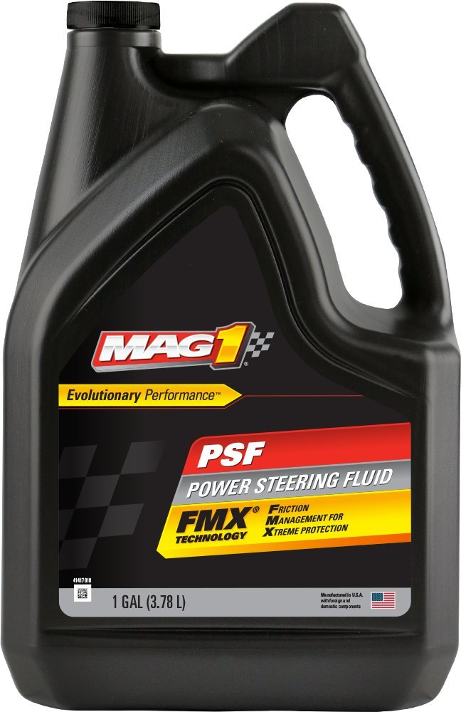 MAG1 816 Premium Power Steering Fluid - 1 Gallon by Mag 1