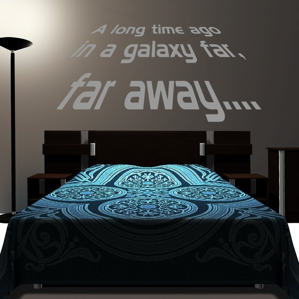 Star Wars   A Long Time Ago   Wall Decal Art Sticker Boyu0027s Bedroom Playroom  Hall (Medium): Amazon.co.uk: Kitchen U0026 Home Part 60