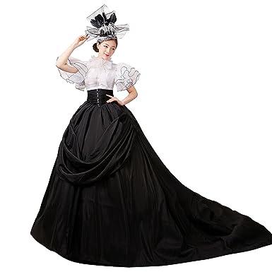 Cosplayitem Gothic Viktorianischen Kleid Kostüm Palace Masquerade ...