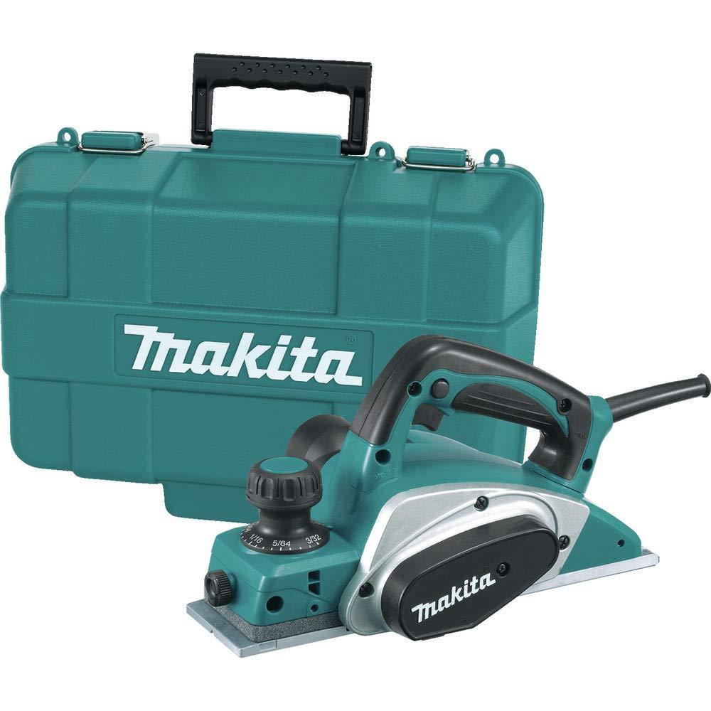 Makita KP0800K-R 6.5 Amp 3-1/4 in. Planer Kit (Renewed) by Makita