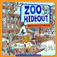 Zoo Hideout: Hidden Picture Puzzles (Seek It Out)
