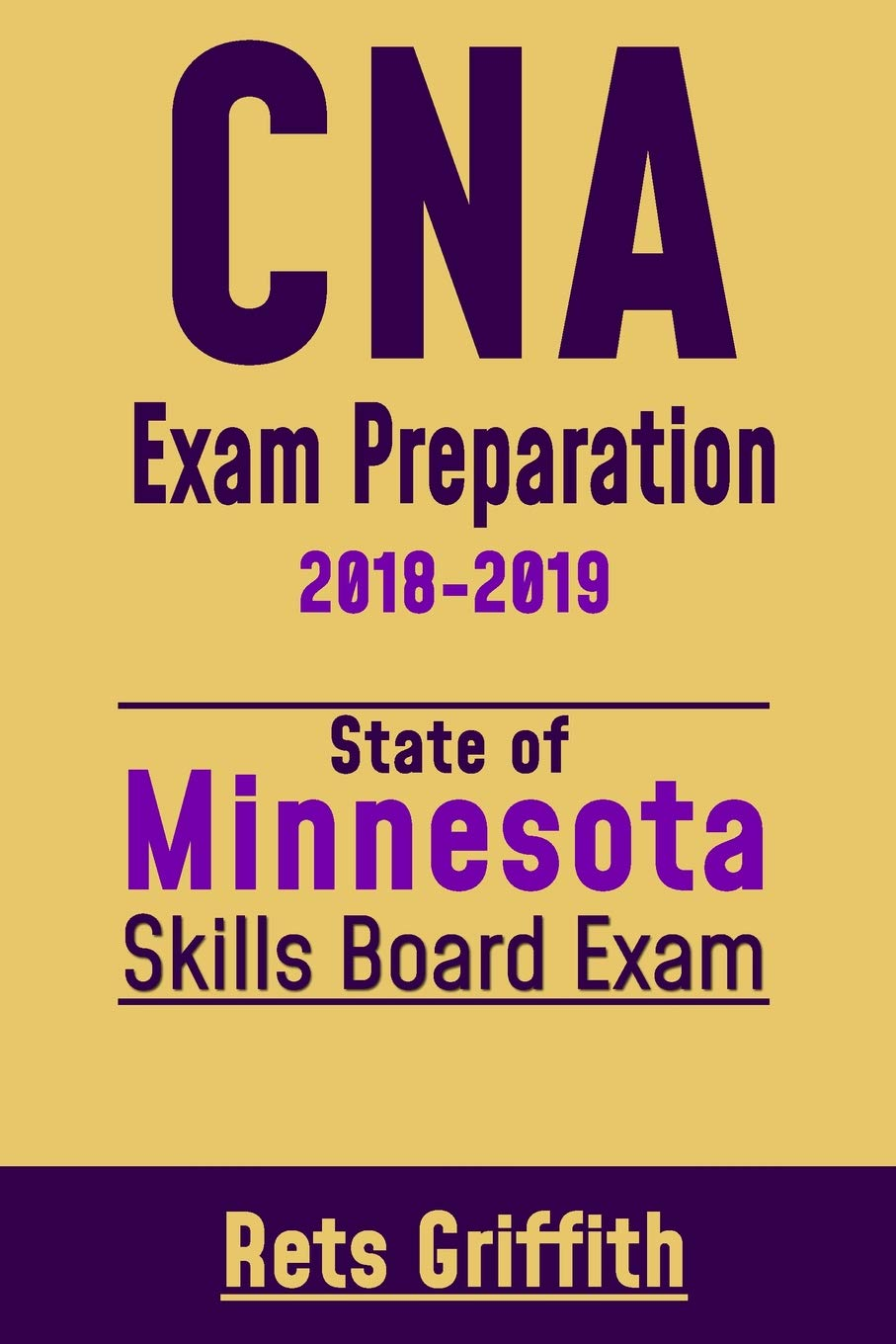 Buy Cna Exam Preparation 2018 2019 State Of Minnesota Skills