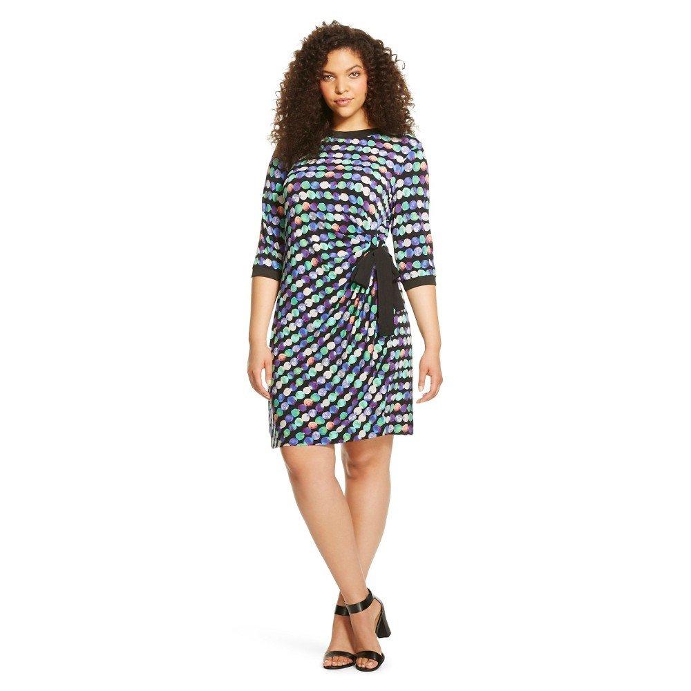 8d1fd230658 Amazon.com  Women s Plus Size Dress by Melonie T  Clothing