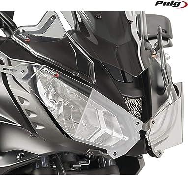 Puig 7648F Dark Smoke Racing Shield Yamaha Fj-09 15-17