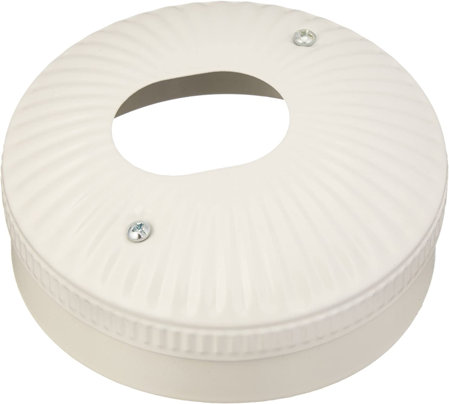 Hunter 22176 Vaulted Ceiling Mount White Close To Ceiling Light