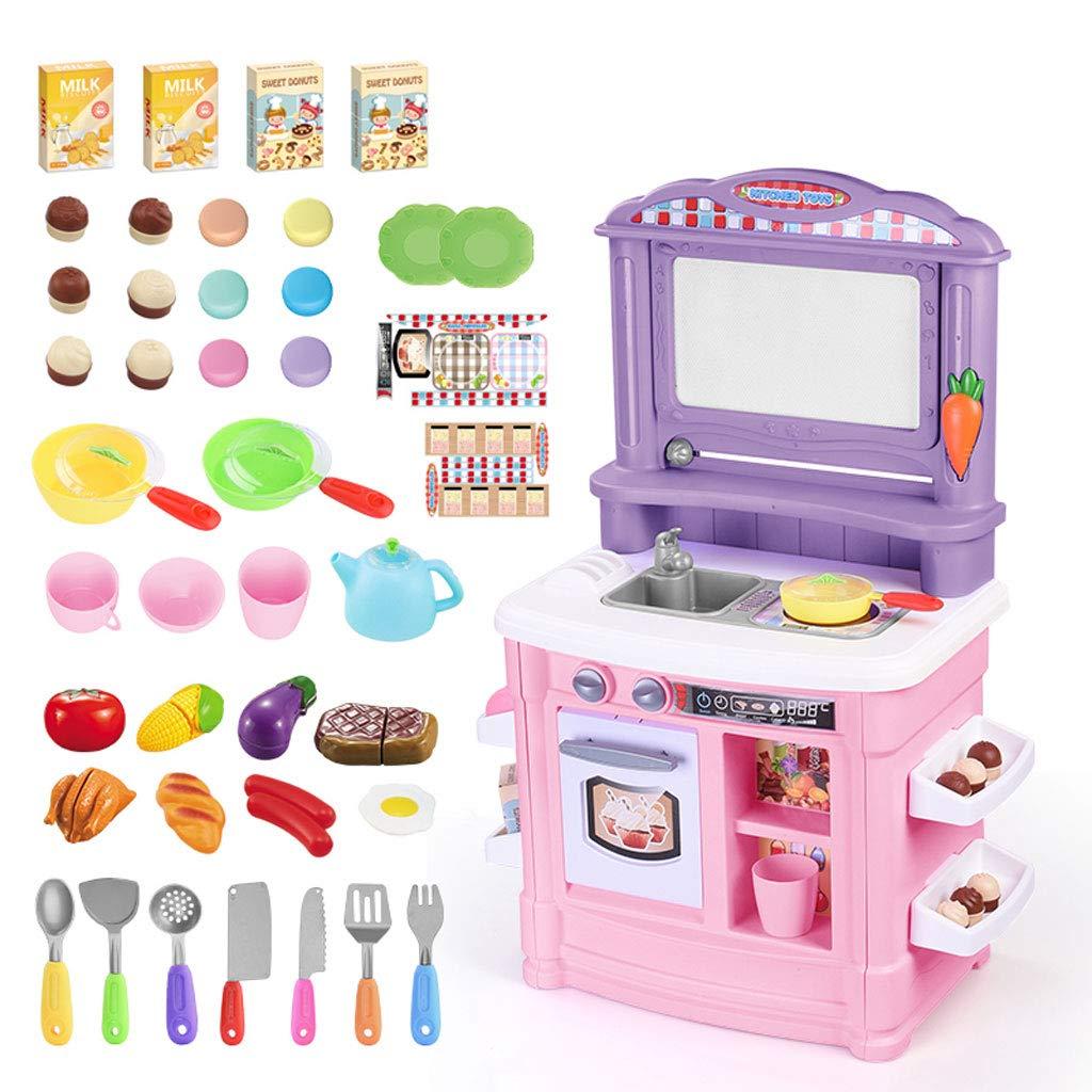 キッチン用品キッズ用品キッチン用品(おもちゃの料理とおもちゃ)(1) (Color : G)   B07G6BN7H3