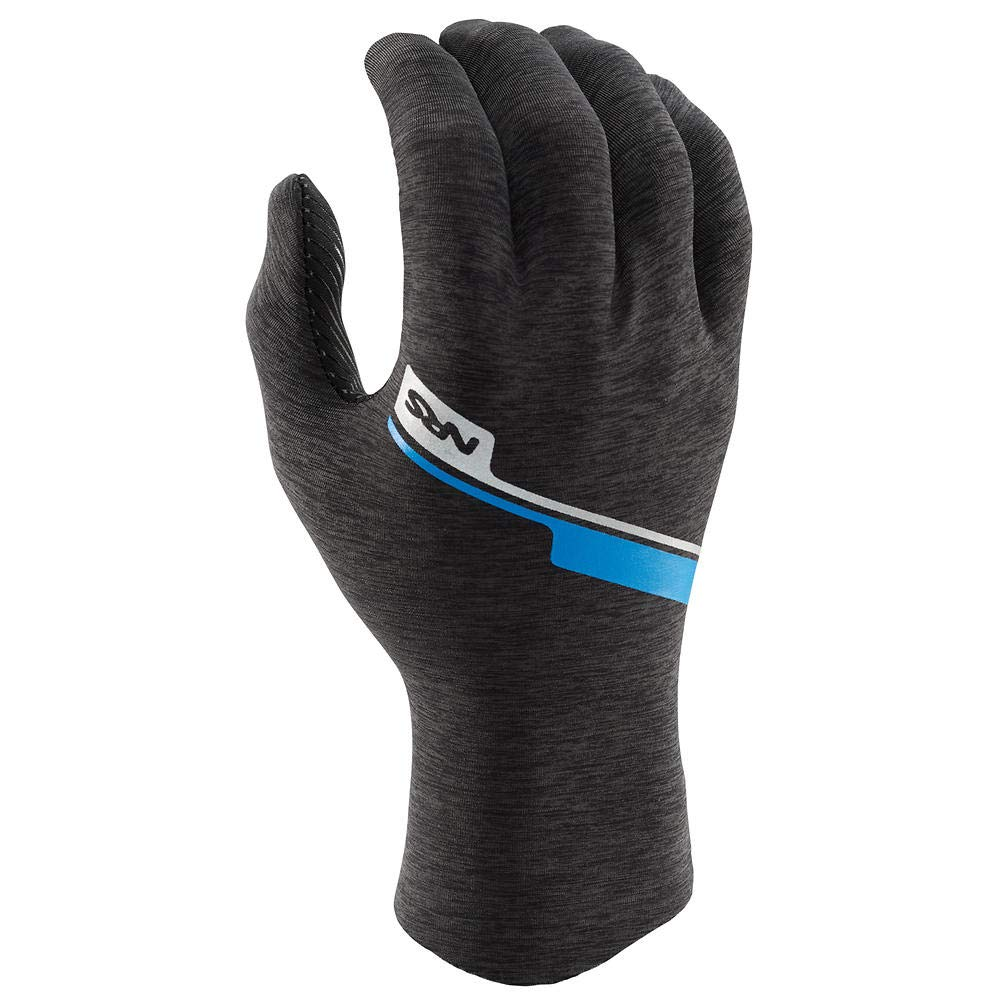 NRS Hydroskin Glove - Men's Grey Heather XS by NRS