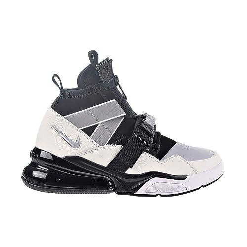 Nike Air Force 270 Utility Men's Shoes BlackSailWolf GreyWhite aq0572 003 (9 D(M) US)