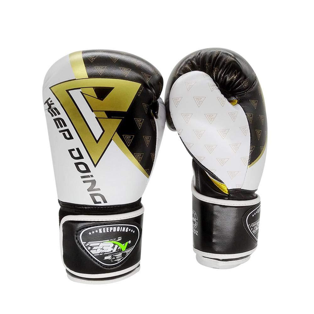 10OZ Gants De Boxe Kickboxing Muay Thai Sac De Boxe MMA Pro Grade Sparring Formation Combat Gants pour Hommes Et Femmes Gants De Boxe pour Enfants Juniors De Boxe 8OZ 12OZ 22 * 15 * 18cm