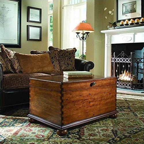 Hooker Furniture Lift Lid Cocktail Trunk, Medium Cherry by Hooker Furniture