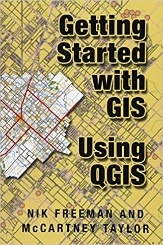 Buy Getting Started With Gis Using Qgis Book Online at Low Prices in