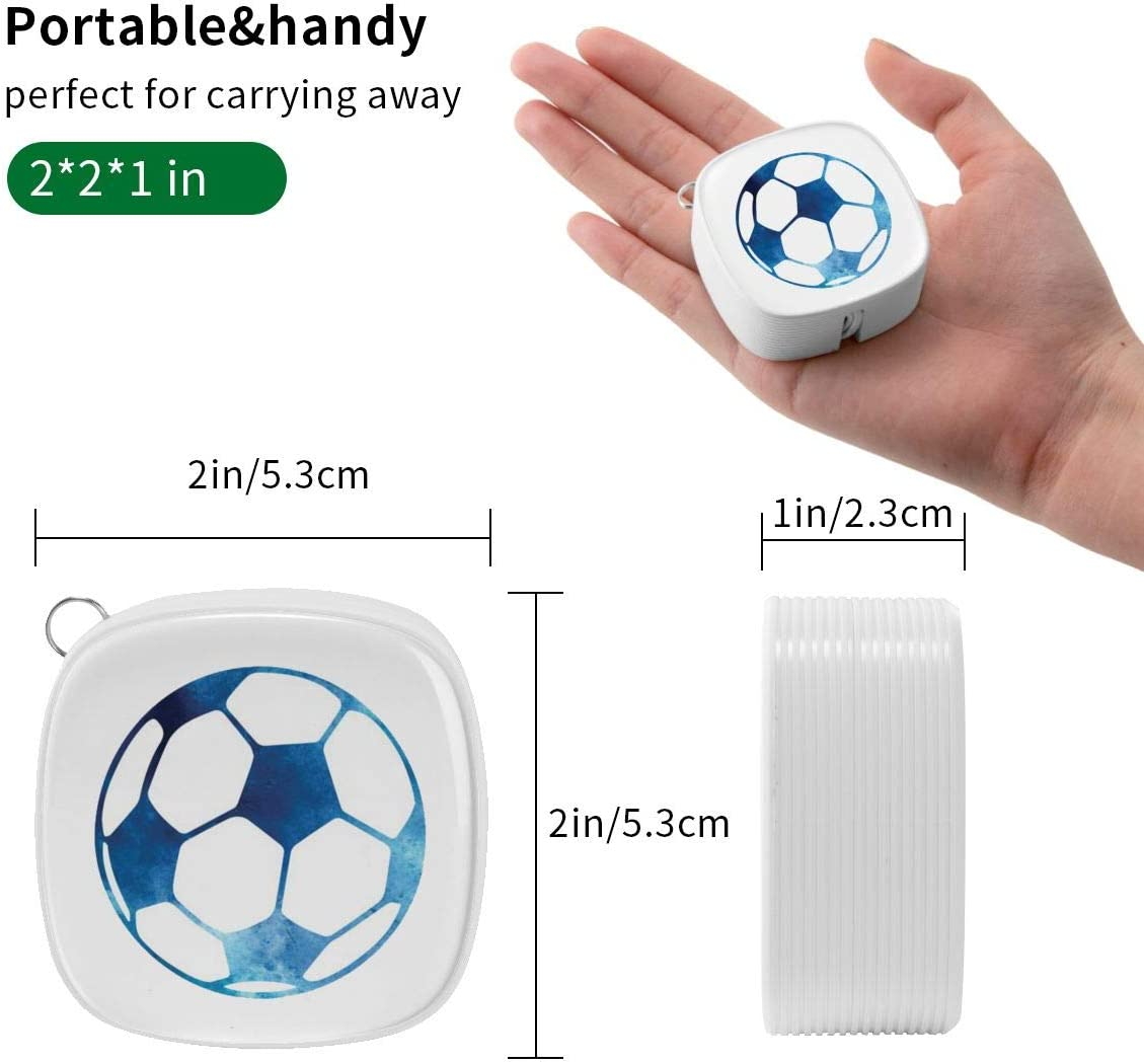 Blue Soccer Ball Suitable for Any Mobile Phone Three in One Data Line