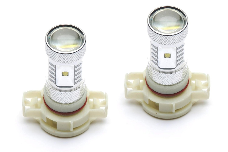 Putco 250001W Optic 360 H16 High Power LED Fog Lamp Bulb,Pack of 2 by Putco