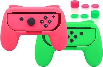 Comandos Joy-Con Fyoung (2 paquetes) para Nintendo Switch ...