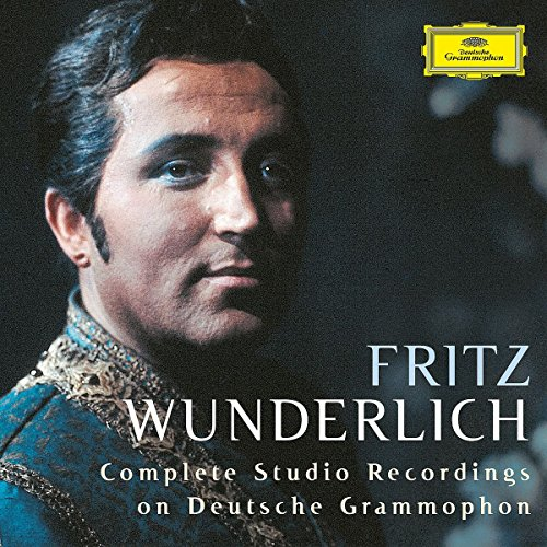 Wunderlich - Complete Studio Recordings on Deutsche Grammophon [32 CD] (Best Deutsche Grammophon Recordings)