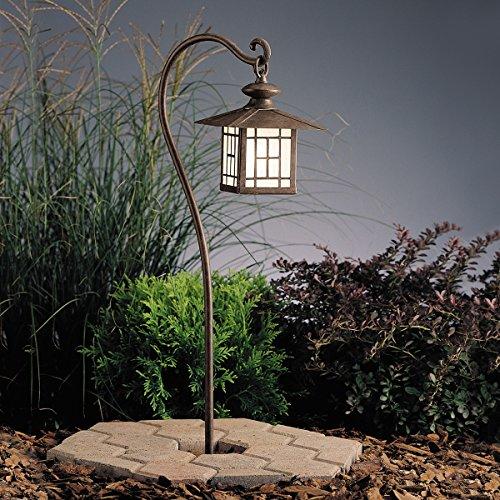 Craftsman Style Low Voltage Outdoor Lighting