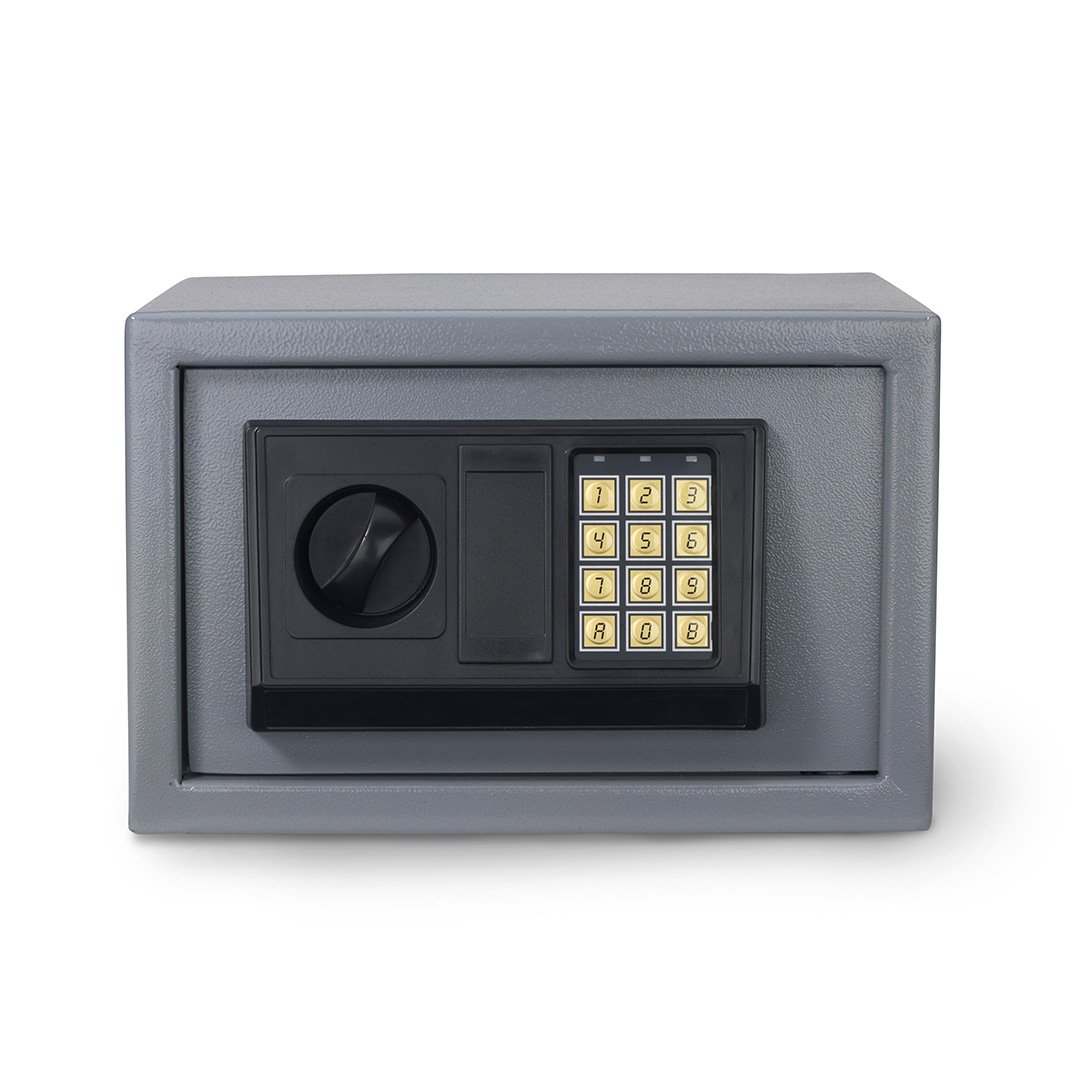 Neiko 61013 Digital Electronic Safe, 550 Cubic Inches | Keyless Entry