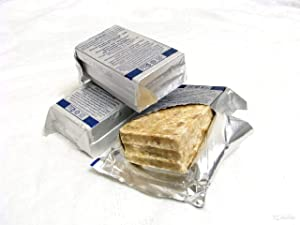 IRPRUS 72 Hours 3 days Russian Army Original Emergency Food Set of 3 Rations Survival Mlitary Navy Food Bars 2400Kcal 1.1 lb Perfect For Hunting Fishing Trip to Nature Replacement Disaster Preparedne