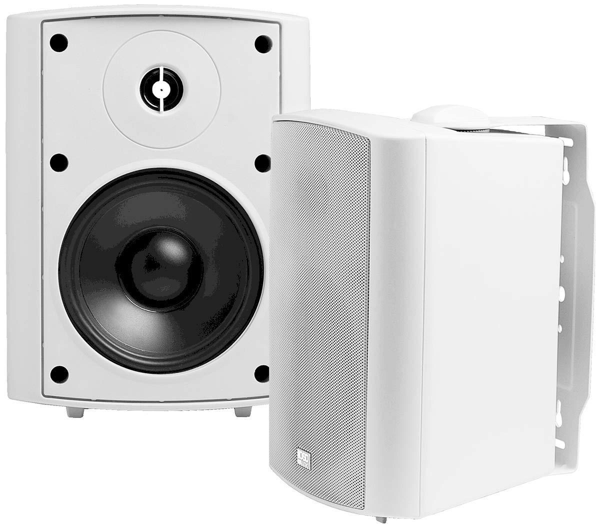 OSD Audio AP520 High Performance Outdoor Patio Speaker (White) AP520 White