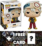 Soul: Funko POP! x Soul Eater Vinyl Figure + 1 FREE Anime Themed Trading Card Bundle [63696]