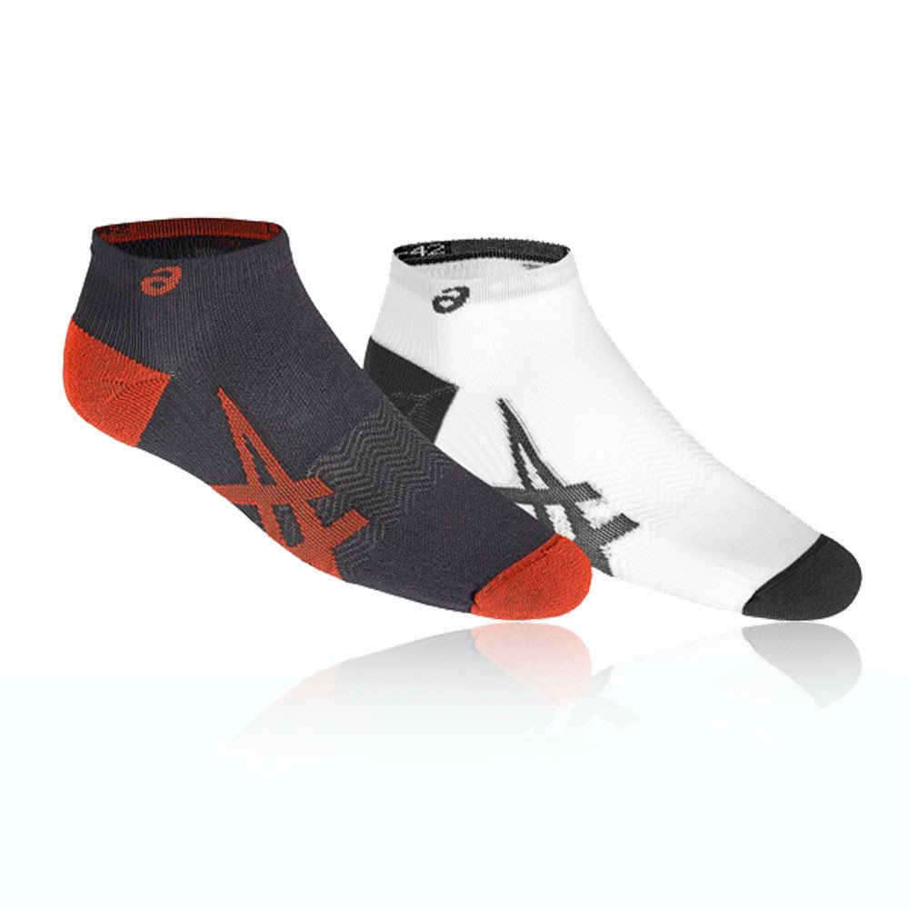 Asics 2 Pack Lightweight Correr Calcetines - AW17