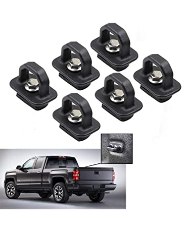 Amazon Ca Tie Downs Anchors Truck Bed Tailgate Accessories Automotive