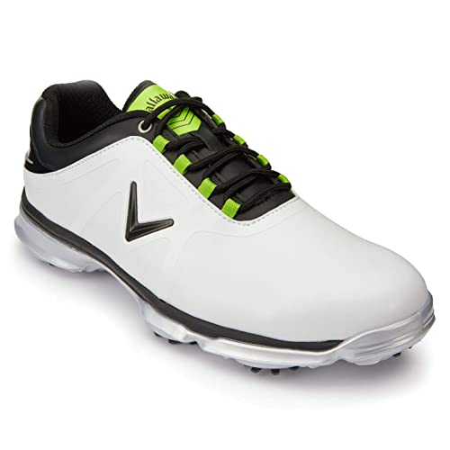 Callaway Hombre XTT Comfort Spiked Zapatos De Golf con Clavos: Amazon.es: Zapatos y complementos