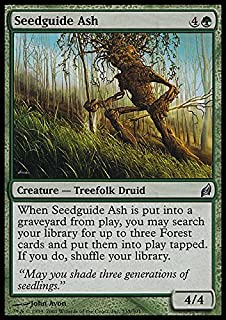 TILLING TREEFOLK Eventide MTG Green Creature — Treefolk Druid Com