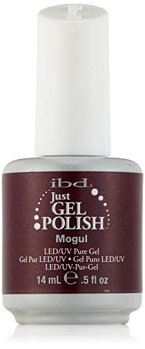 Amazon.com : IBD Just Gel Nail Polish, Mogul, 0.5 Fluid Ounce : Beauty