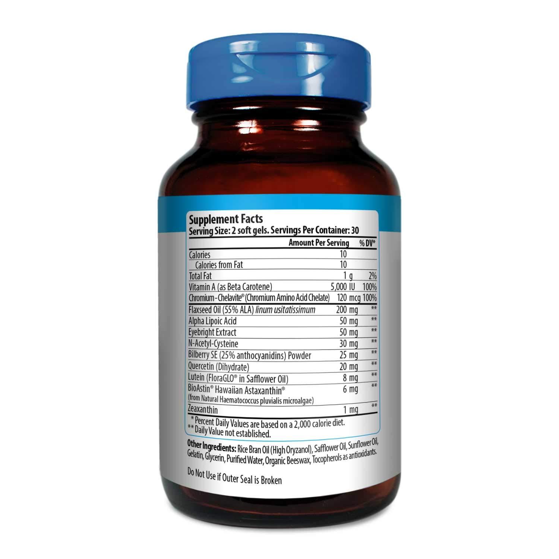 MD Formulas EyeAstin für Augen mit reinem natürlichen Astaxanthin 60