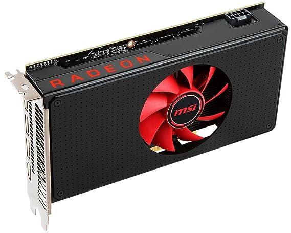 Amazon.com: MSI Gaming Radeon RX GDRR5 DirectX 12 VR Ready ...