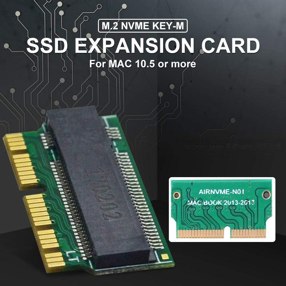 Tarjeta Adaptador SSD para MacBook Air 2013 2014 2015 NVMe PCIe M ...