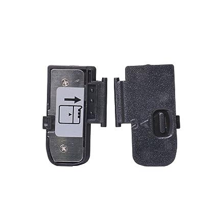 Batería puerta tapa de la batería Tapa Cap Reemplazo para Nikon ...