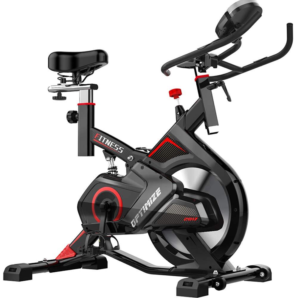 DS Fitnessgeräte Indoor Heimtrainer Übung Fitnessgeräte Pedal Fahrrad APP smart schwarz &&