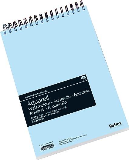 Aquarellpapier 300g Amazon De Burobedarf Schreibwaren