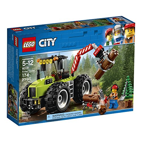 LEGO City Forest Tractor 60181 Building Kit (174 Piece) by LEGO (Image #3)