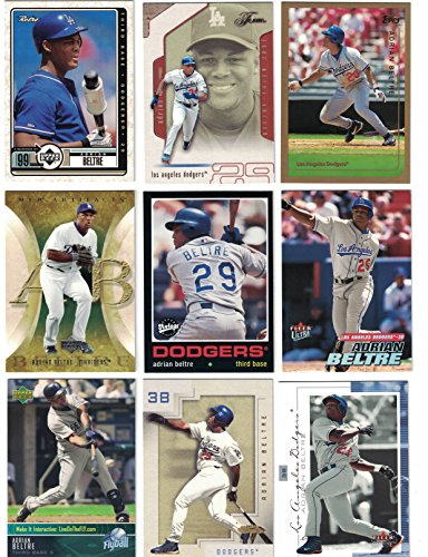 Adrian Beltre Baseball Cards / 50 Card Lot - All Different