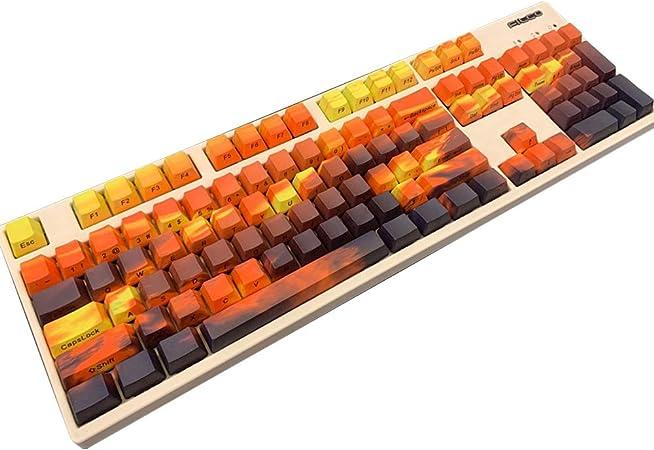 PBT Keycaps, teclado mecánico Keycaps, Custom Keycaps, Cherry ...