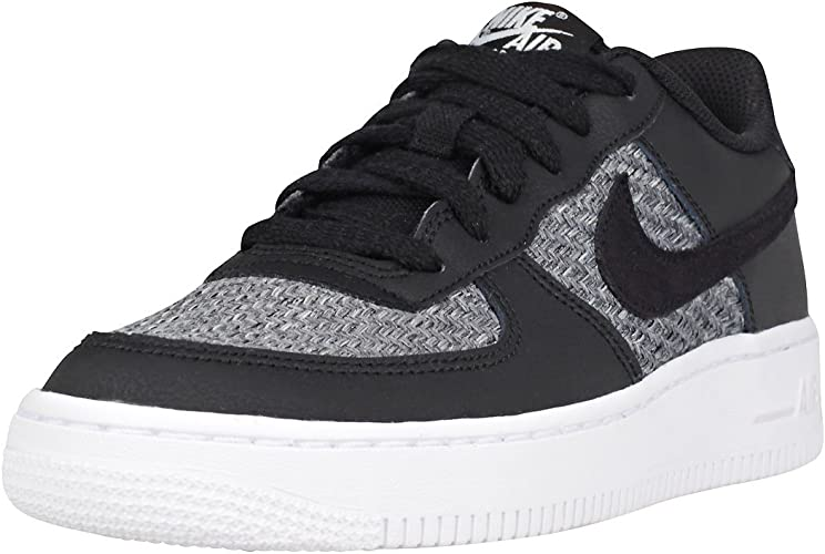 air force 1 nere e grigie