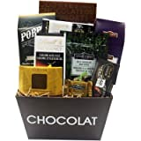 Ultimate Chocolate Gift Basket Featuring Lindt, Chocolate, Popcorn & More - Great for All Occasions Including Mother's…