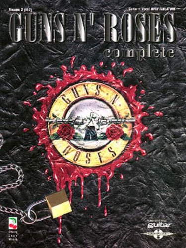 Guns N' Roses Complete, Vol. 2 - Guns N Roses Tab Book