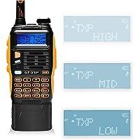Baofeng GT-3 TP Mark III - Batería de 3800 mAh para radioaficionados, Walkie-Talkie, radio, UHF/VHF, 8 W, Dual Band, PMR